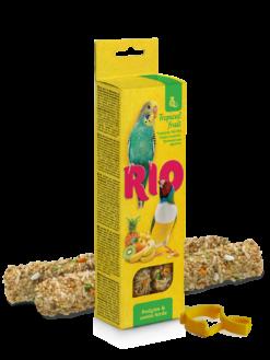 Rio 2 stick Pappagallini Esotici. Frutti tropicali. 40gr