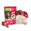 Natures:Menu – Cat Manzo e Pollo. Busta 100gr