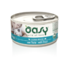 Oasy - Umido Wet Cat Mousse con Trota. 85 gr