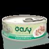 Oasy - Specialità Naturale Umido Cat Tonno con Sgombro. 150gr