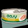 Oasy Umido Cat specialità naturale - Tonno con Mango. 70gr