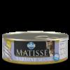 Matisse - Cat Umido Mousse Sardine. 85gr