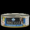 Matisse - Cat Umido Mousse Merluzzo. 85gr
