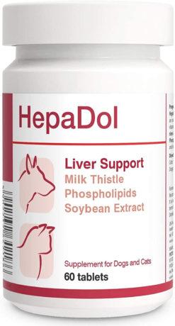 Dolfos - Hepadol protezione del fegato. 60pz