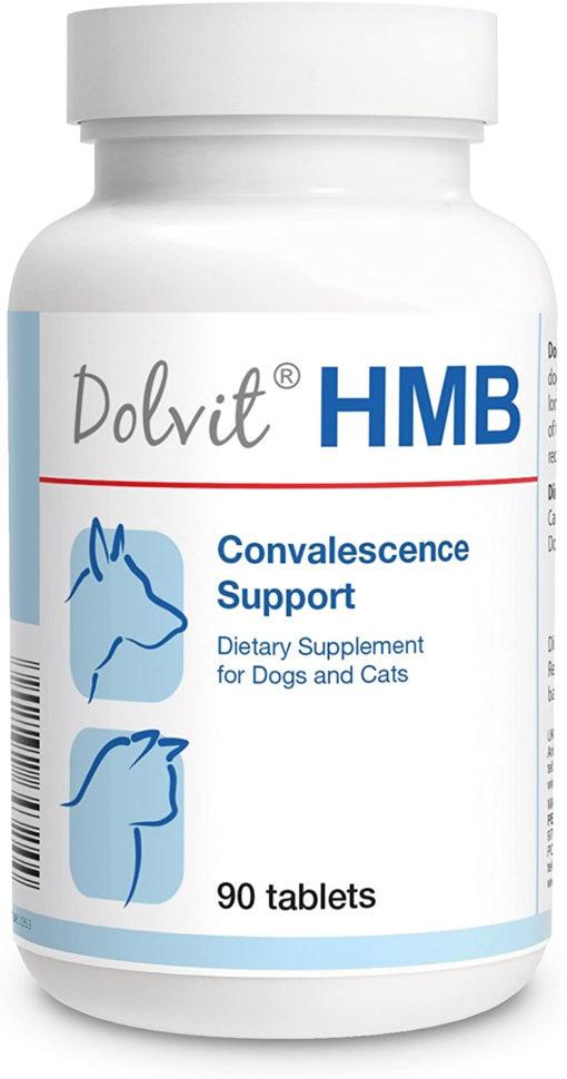 Dolfos - Dolvit HMB cani gatti, convalescenza e stress