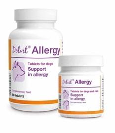 Dolfos - Allergy 60 Mini cani gatti. Reazioni Allergiche