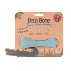 Becothings - Gioco a osso BecoBone Small 12 cm Blu