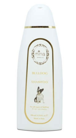 Nina Venezia - Shampoo Specifico per Bulldog. Flacone 200 ml