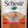 Schesir -Cat Busta Tonno con Papaya. 85gr