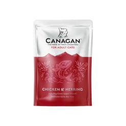 Canagan – Cat buste Chicken with Herring Pollo + Aringa. 85gr