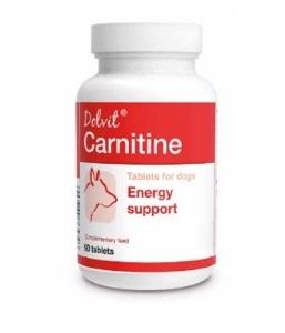 Dolfos - Dolvit Carnitina per cani attivi, in sovrappeso e anziani