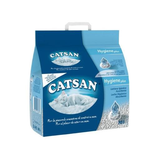 Catsan - Lettiera igienica per gatti. 10litri