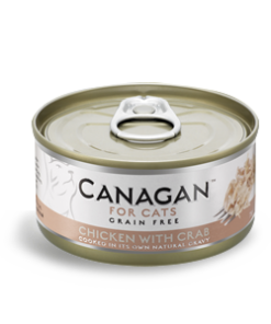 Canagan – Cat Chicken with Crab Pollo + Granchio. 75Gr
