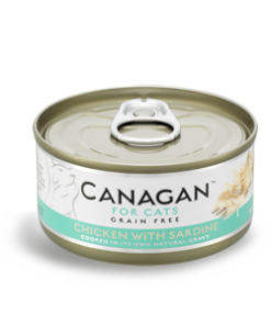 Canagan – Cat Chicken with Sardine Pollo + Sardine. 75Gr
