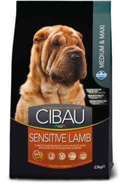 Cibau - Adult Sensitive Lamb Medium Maxi. 12kg