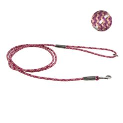Hurtta - Guinzaglio Casual Rope Viola Vinaccia. 180x0.8cm
