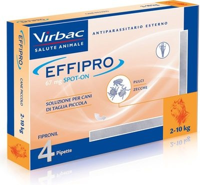 Virbac - Effipro Spot on Cane 2-10 kg