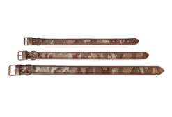 Camon - Collare Triplo Tubolare Mimetico 35X600