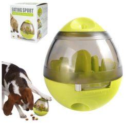 Sfera giocattolo dispenser Crocchette Cani e Gatti