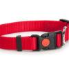 Camon - Collare Sgancio Regolabile Rosso 12mm