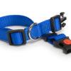 Camon - Collare Sgancio Regolabile Blu 25mm