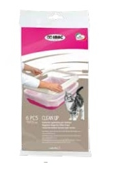 Imac - Clean Up Foderine per Lettiere. 6pz