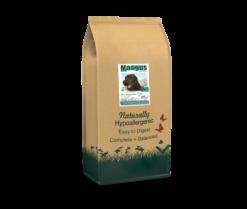 Mangus del Sole - Dog Hypoallergenic Monoproteico Pesce Bianco Riso. 12kg
