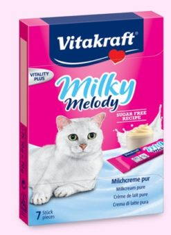 Vitakraft - Melodia al Latte. Snack liquido. 70 gr