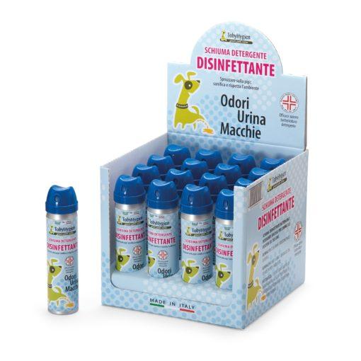 Imac - Schiuma detergente disinfettante per urine. 100ml