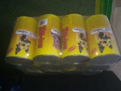 Ester - Umido Cani Bocconcini Pollo e Cereali 1230gr. Set n12 pezzi
