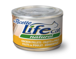 Life Cat - Umido Filetti di Pollo. 150gr