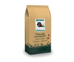 Mangus del Sole - Dog Hypoallergenic Monoproteico Agnello Riso. 2kg
