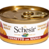 Schesir -Cat Fruit Tonno Mango. 75 gr