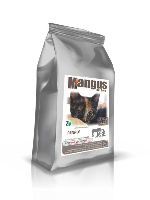 Mangus del Sole - Cat Renal. 500gr