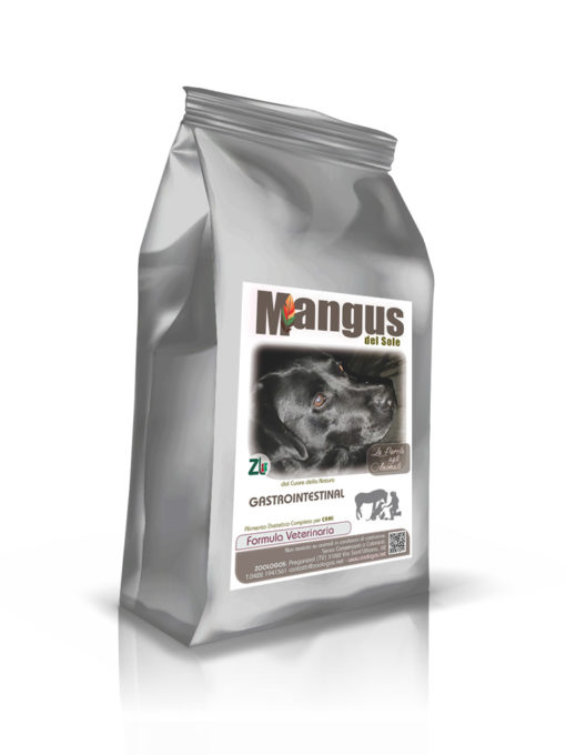 Mangus del Sole - Dog Gastrointestinale. 1.5kg
