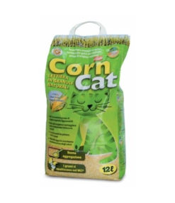 Green Cat - Lettiera naturale Corn Cat. 12litri