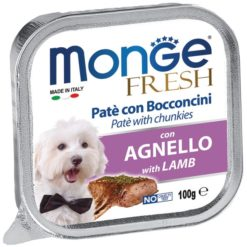 Monge - Fresh Agnello 100gr