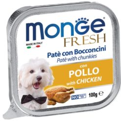 Monge - Fresh Pollo 100gr