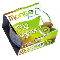 Monge - Cat Fruit Pollo Kiwi 80gr