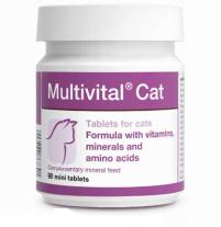 Dolfos - Multivital Cat. Sostegno Metabolismo. 90pz
