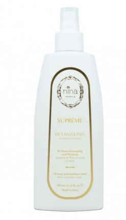 Nina Venezia - Shampoo SUPREME- Lozione Sciogli Nodi Spray. 200ml