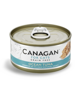 Canagan – Cat Ocean Tuna Tonno Oceanico. 75Gr