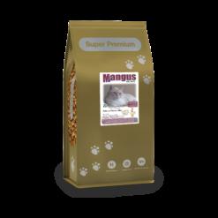 Mangus del Sole - Cat Superpremium Kitten Carni Bianche. 300gr