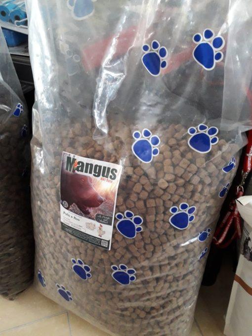 Mangus del Sole - Dog SuperPremium Pollo Riso. 15kg