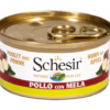 Schesir -Cat Fruit Pollo Mela. 75gr