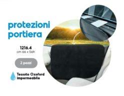 Record – Protezione Portiera Auto 2 pezzi. 66x56 cm