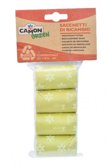 Camon Sacchetti BIO Verdi. 40 pezzi