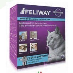 Feliway – Diffusore + Ricarica 1 mese. 48 ml