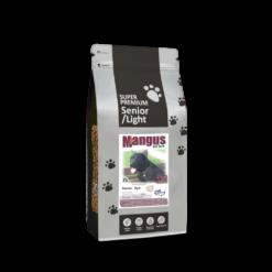 Mangus del Sole - Dog SuperPremium Senior Light. 12kg