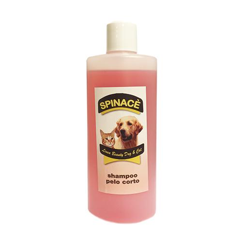 Spinacè - Shampoo Pelo Corto con olio di Argan. 250ml